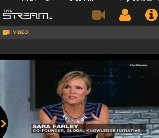 GKI's Chief Operating Officer discusses food waste & spoilage on Al Jazeera's The Stream.